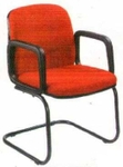 Vishal VC-143 Color Orange Executive Chair