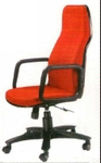 Vishal VC-144 Color Orange Executive Chair
