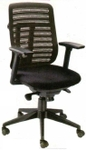 Vishal VC-201 Color Black Mesh Chair