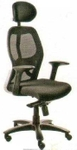 Vishal VC-205 Color Black Mesh Chair