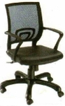 Vishal VC-214 Color Black Mesh Chair