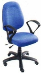 Vishal VC-306 Color Blue Computer Chair