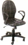 Vishal VC-307 Color Black Computer Chair