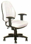 Vishal VC-319 Color White Computer Chair