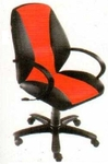 Vishal VC-320 Color Black With Orange Computer Chair