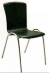 Vishal VC-904 Color Black Cafeteria Chair