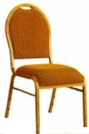 Vishal VC-921 Color Brown Cafeteria Chair