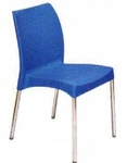 Vishal VC-930 Color Blue Cafeteria Chair