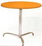 Vishal VC-934 Color Wood Cafeteria Chair