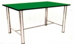 Vishal VC-944 Color Green Cafeteria Chair
