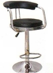 Vishal VC-953 Color Black Cafeteria Chair