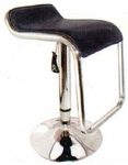 Vishal VC-955 Color Black Cafeteria Chair