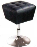 Vishal VC-956 Color Black Cafeteria Chair