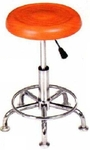 Vishal VC-960 Color Orange Cafeteria Chair
