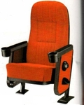 Vishal VC-1402 Color Orange Auditorium Chair