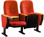 Vishal VC-1403 Color Red With Black Auditorium Chair