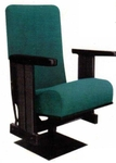 Vishal VC-1404 Color Green With Black Auditorium Chair
