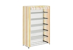 Nilkamal Federal 6 Layer Shoe Rack