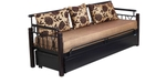 Nilkamal Flint Sofa Cum Bed With Storage (FLSBFLINSFSBBLK)