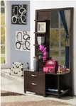 Stellar Karbonn Wenge Color Dressing Table ZT12W