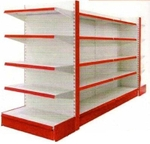 Vishal VC-1627 Color White With Red Storage Rack