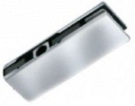 Hafele 981.00.011 SS Polished Top Patch Fitting