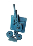 Breeze Shears Manual Pipe Bending Machine 25 Kg 1/2 To 4 Inch