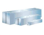Crystal/Bharat Tools AA-1226 Parallel Blocks Pair (250 X 20 X 20 Mm)