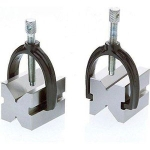 IB Roll C.I. V-Block Pair With One Clamp Size 75x38x38