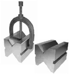P-Tech 50x40x40 Mm Steel V-Block PSVB-2-50