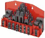 RS Pro 58 Piece 5/8 In Clamp Set 3-100-200