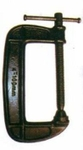 AKAR 12 Inch Heavy Duty G Clamp