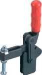 Clamptek Weldable Toggle Clamp Heavy Duty Capacity 300 Kg CH-70320