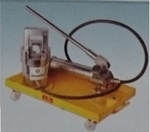 Dowells SYE-150C Hand Operated Hydraulic Compresson Tool R-11 To R-16 (Capacity 10 To 1000 Mm?)