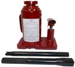 Titan Tools Hydraulic Bottle Jack For SUV/CRV Capacity 2 Ton HJ-2T-SUV