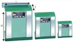 Crystal AA-2215 Magnetic Sheet Separator Floater (Length 65 Mm, Height 90 Mm, Width 50 Mm)