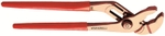 SPARKless SYA-1006 Copper-Beryllium Alloy 12 Inch Groove Joint Pliers