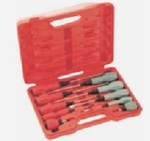 JETech Soft Grip Screw Driver Set 10 Pcs.