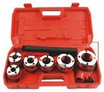 Forzer Ratchet Pipe Threader Set Size 3/8-2 Inch RPT-73D
