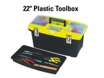 Stanley Plastic Toolbox 22 Inch 92-908