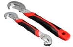 Ketsy Steel Grip Adjustable Wrench 2 Pcs. 733