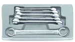 Force 5066 Flare Nut Wrench Set