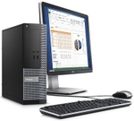 Dell 18.5 Inch Intel Core I3 Desktop PC - Optiplex 3020 - IT_DE_1443185