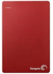Seagate 1TB Capacity USB 3.0 External Hard Disk (Red) - STDR1000303