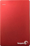 Seagate 2TB Capacity USB 3.0 Portable External Hard Disk (Red) - STDR2000303