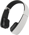 Astrum Black And White On Ear Headset HT410