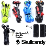 SkullCandy In Ear Headphone Smoking Buds 2 SCS2PGFY-32