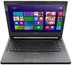 Lenovo I3-5010U Processor 14 Inch Laptop - 80E400X1IN