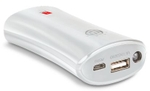 IBall 5000 MAh White Power Bank PB5004
