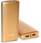 Ambrane 15600 MAh Gold Power Bank P-1511
